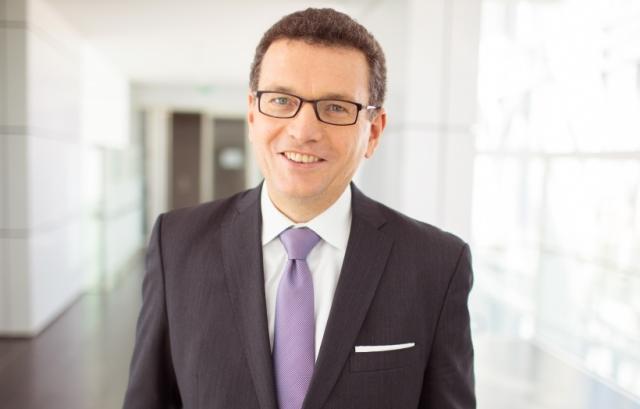 Orange Business CEO Helmut Reisinger