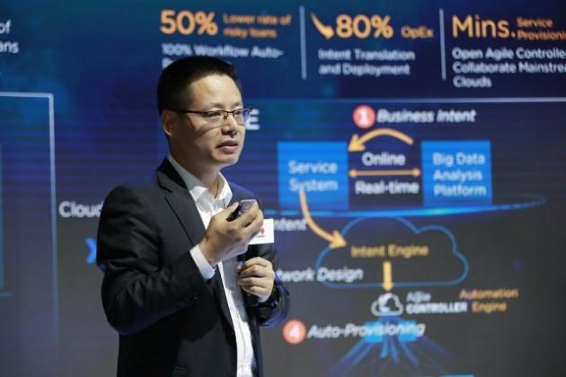 Huawei Kevin Hu