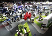 Huawei at CEBIT 2018