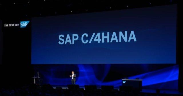 SAP C 4HANA