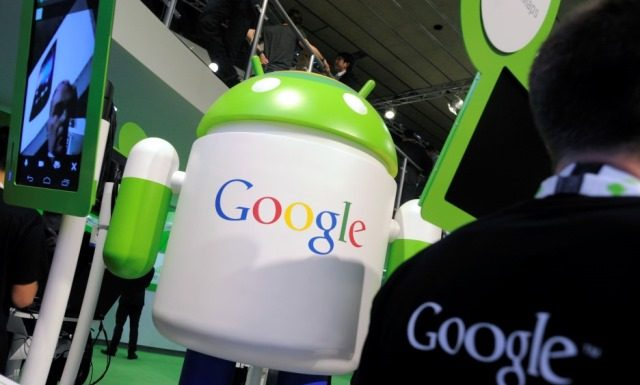 Google Android dominance
