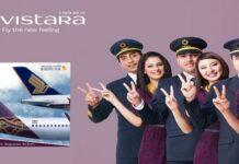 Vistara airline deal