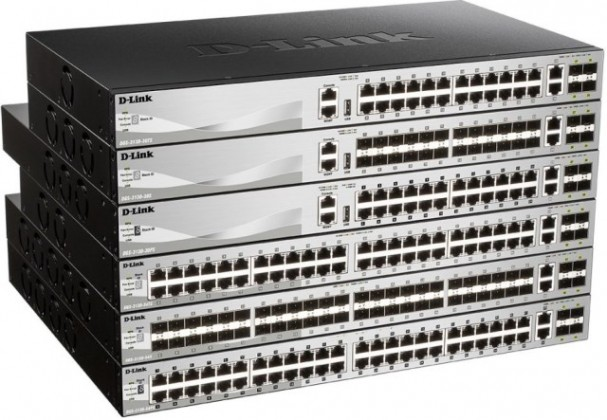 D-Link DGS-3130 Series Switches