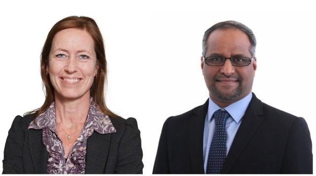 HID Global new executive team