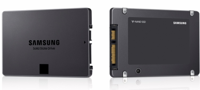 Samsung 4TB Quad-level-cell SSD