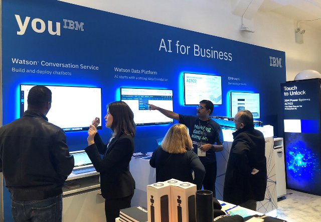 IBM AI for business