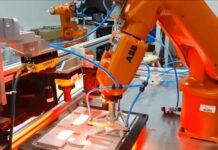 ABB industrial robots