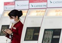 Cathay Pacific IT systems
