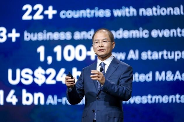 Huawei Rotating Chairman Eric Xu