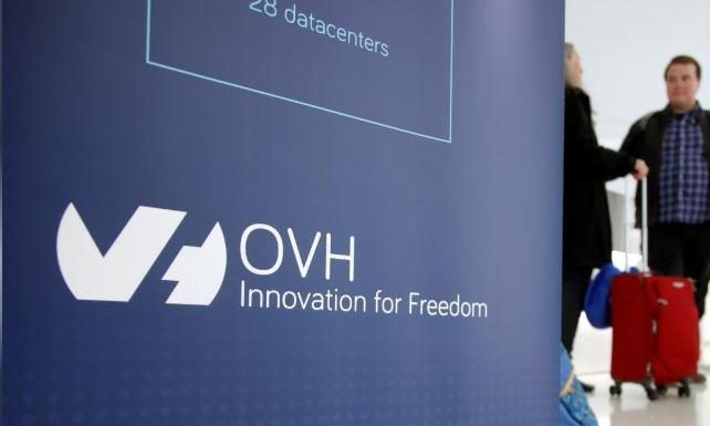 OVH Cloud business