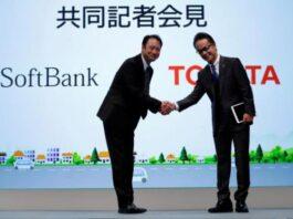 SoftBank in IoT venture with Toyota