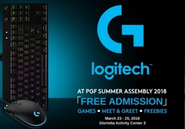Logitech for Gamers