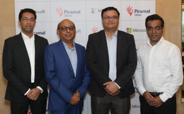 Microsoft Azure IoT platform powers Piramal Glass