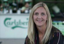 Sarah Haywood, CTO, Carlsberg