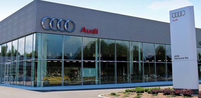 Audi technology investment
