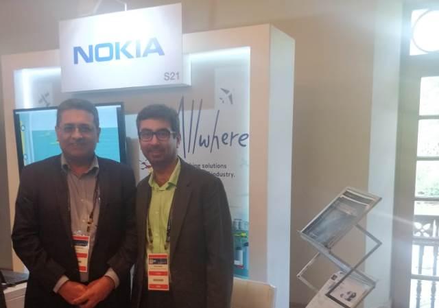 Nokia India enterprise team