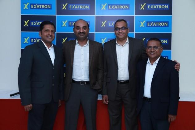 Exatron server manufacturing India
